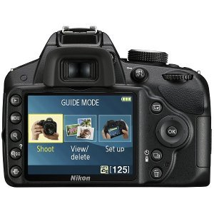 Фотоаппарат Nikon D3300 18-55 VR Kit