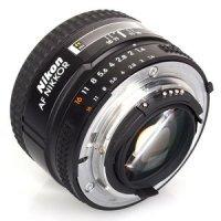 kupit-Фотообъектив Nikon AF 50mm f/1.4D-v-baku-v-azerbaycane