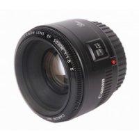 kupit-Фотообъектив Canon EF 50mm f/1,8 II-v-baku-v-azerbaycane