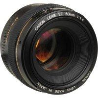 kupit-Фотообъектив Canon EF 50mm f/1.4 USM-v-baku-v-azerbaycane