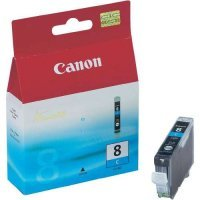 Картридж CANON CARTRIDGE CLI-8 C