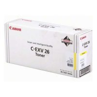 купить Картридж CANON CARTRIDGE CEXV26 YELLOW (1657B006)