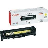 купить Картридж CANON CARTRIDGE CRG 718 YELLOW (2.9000 pgs, 5%) (2659B002)