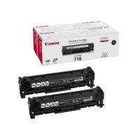 купить Картридж CANON CARTRIDGE 718 B TWIN Pack (2662B005)
