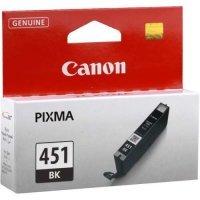 купить Картридж CANON CARTRIDGE CLI-451 B (6523B001)