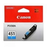 купить Картридж CANON CARTRIDGE CLI-451 C (6524B001)