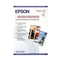 купить Бумага EPSON Premium Semigloss Photo Paper A3+ (C13S041328)