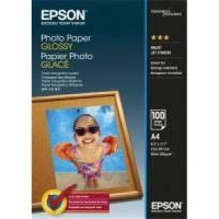 купить Бумага EPSON Photo Paper A4 100 sheets (C13S042540)