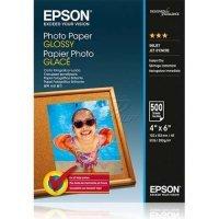 купить Бумага EPSON Photo Paper 10x15 500 sheet (C13S042549)