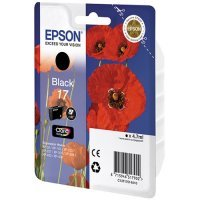 купить Картридж EPSON CARTRIDGE I/C (b) XP33/203/303 HAV3-P (Claria Home 17) Pigment (C13T17014A10)