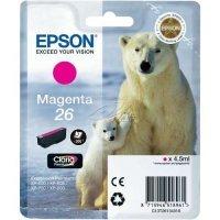 купить Картридж EPSON CARTRIDGE I/C (m) XP600/7/8 (C13T26134010)