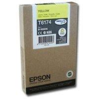 купить Картридж EPSON CARTRIDGE FOR B500 HIGH CAPACITY INK YELLOW (C13T617400)