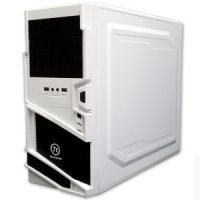 Компьютерный корпус Thermaltake Commander MS-I Snow Edition VN4006W2N