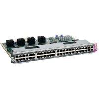 Модуль Cisco WS-X4748-RJ45V-E