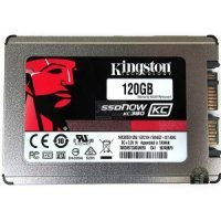 Внутренний SSD Kingston SSDNow KC380 (SKC380S3/120G)