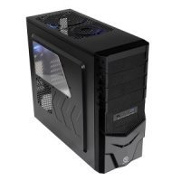 Компьютерный корпус Thermaltake Spacecraft VF-I (VN600A1W2N) Black