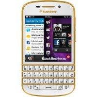 Мобильный телефон BlackBerry Q10 Gold