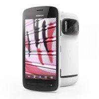 Мобильный телефон Nokia 808 white