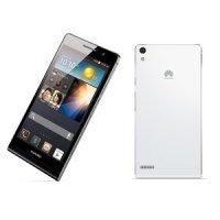 Мобильный телефон Huawei Ascend P6 white