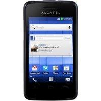 Мобильный телефон Alcatel One Touch TPop 4010D Black