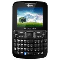 Мобильный телефон LG C297 Dual Sim (black)