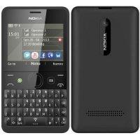 Мобильный телефон Nokia Asha 210.2 Dual SIM Black
