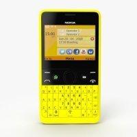 Мобильный телефон Nokia Asha 210.2 Dual SIM Yellow