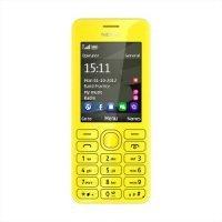 Мобильный телефон Nokia 206 Yellow