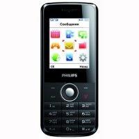 Мобильный телефон Philips X116 (black)