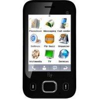 Мобильный телефон Fly E141 TV Black