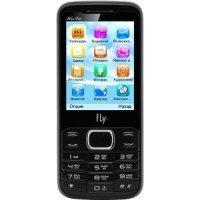Мобильный телефон Fly DS124 Black