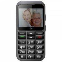 Мобильный телефон Fly Ezzy 4 Grey Black