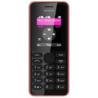 Nokia 108 Dual Sim red