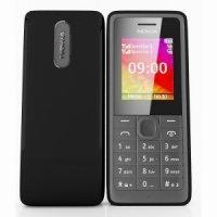Мобильный телефон Nokia 107 black, red