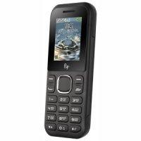 Мобильный телефон Fly DS 107D black