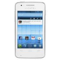 Мобильный телефон Alcatel One Touch SPop 4030D White