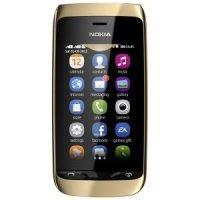 Мобильный телефон Nokia Asha 308 G Light
