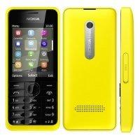 Мобильный телефон Nokia 301 yellow