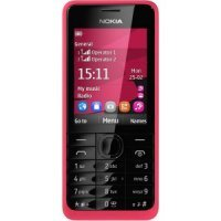 Мобильный телефон Nokia 301 red