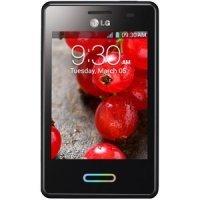 Мобильный телефон LG Optimus L3 II E425 (black)