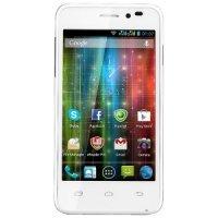 Мобильный телефон Prestigio MultiPhone PAP5400 Duo White