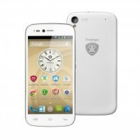 Мобильный телефон Prestigio MultiPhone 3502 Duo White