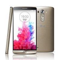 Мобильный телефон LG G3 D855 32GB gold