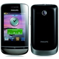Мобильный телефон Philips X331 Dual (black)