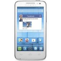 Мобильный телефон Alcatel One Touch Snap 7025D White