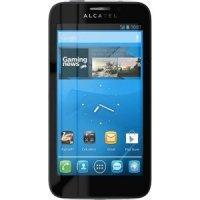 Мобильный телефон Alcatel One Touch Snap 7025D Black