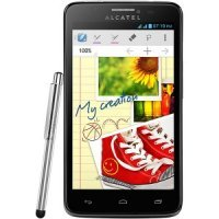 Мобильный телефон Alcatel One Touch Scribe Easy 8000D Black