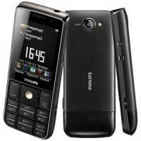 Мобильный телефон Philips X623 Dual (black)