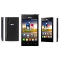 Мобильный телефон LG Optimus L5 Dual LGE615 Black