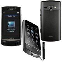 Мобильный телефон Philips X806 (black)